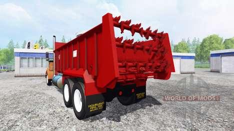 Kenworth W900 for Farming Simulator 2015