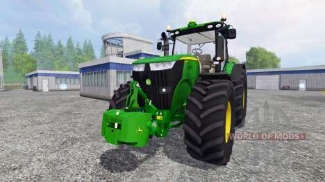 John Deere 7270R [washable] for Farming Simulator 2015