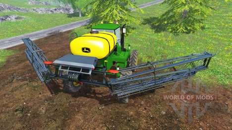 John Deere 4730 Sprayer for Farming Simulator 2015