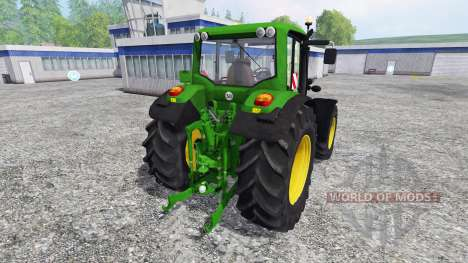 John Deere 6830 Premium [washable] for Farming Simulator 2015