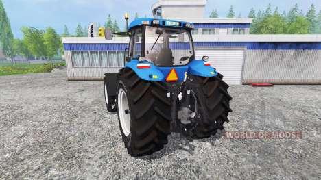 New Holland T8020 v2.2 for Farming Simulator 2015