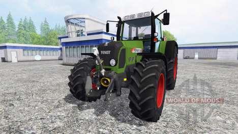 Fendt 818 Vario TMS for Farming Simulator 2015