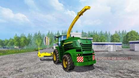 John Deere 8400i v1.1 for Farming Simulator 2015