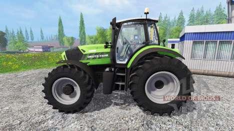 Deutz-Fahr Agrotron X 720 v1.1 for Farming Simulator 2015