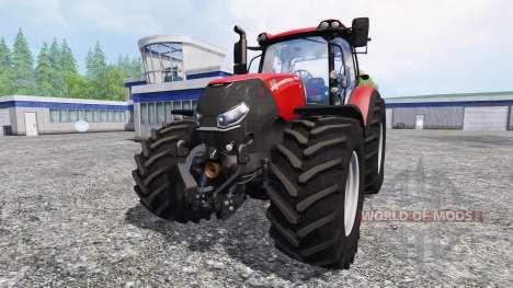 Case IH Optum CVX 300 v1.5.3 for Farming Simulator 2015