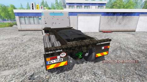 Tatra 148 for Farming Simulator 2015