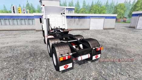 MAZ-6422 for Farming Simulator 2015