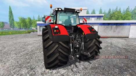 Massey Ferguson 8737 for Farming Simulator 2015