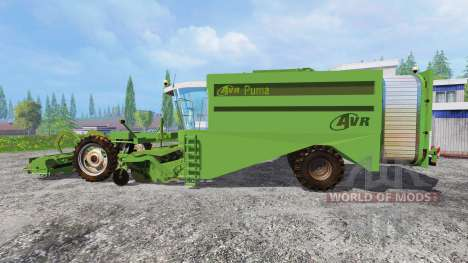 AVR Puma for Farming Simulator 2015