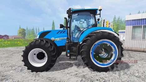 New Holland T7.270 for Farming Simulator 2015