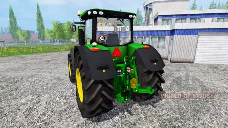 John Deere 7310R [wheel shader] v2.0 for Farming Simulator 2015