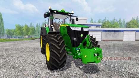 John Deere 7310R [washable] for Farming Simulator 2015