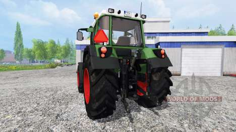 Fendt 312 Vario TMS [washable] for Farming Simulator 2015