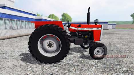 Massey Ferguson 265 v1.2 for Farming Simulator 2015