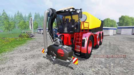 Vredo VT 5518-3 for Farming Simulator 2015