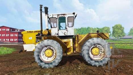 RABA Steiger 245 [kocser] for Farming Simulator 2015