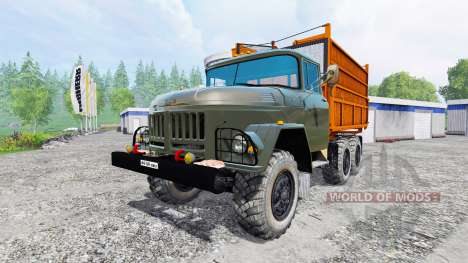 ZIL-131 v1.1 for Farming Simulator 2015