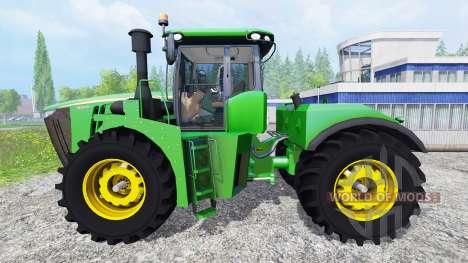 John Deere 9620R [pack] for Farming Simulator 2015