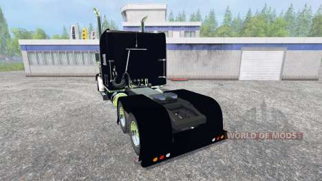 Peterbilt 388 for Farming Simulator 2015