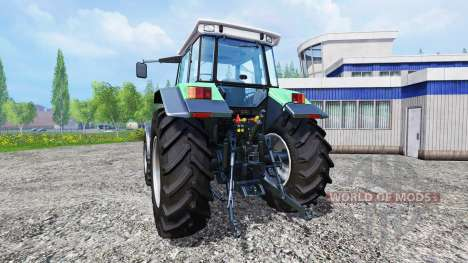 Deutz-Fahr AgroStar 6.31 for Farming Simulator 2015