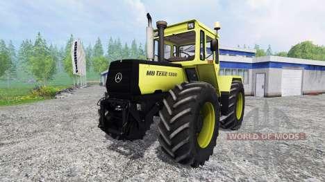 Mercedes-Benz Trac 1300 for Farming Simulator 2015