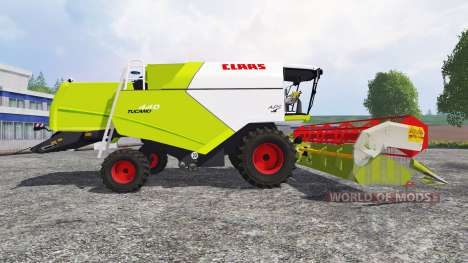 CLAAS Tucano 440 for Farming Simulator 2015