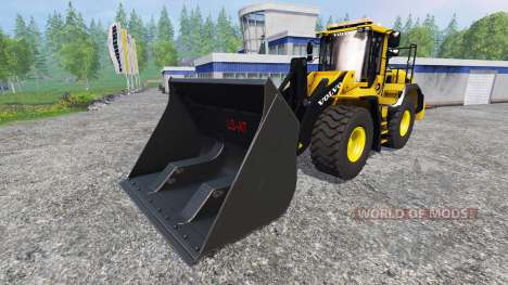Volvo L180G for Farming Simulator 2015
