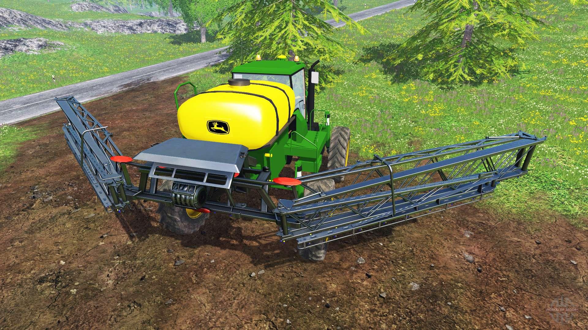 John Deere 4730 Sprayer for Farming