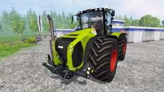 CLAAS Xerion 5000 v2.0 for Farming Simulator 2015