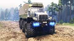 Ural-375 [Dobrynya] for Spin Tires