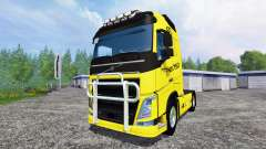 Volvo FH16 for Farming Simulator 2015