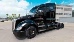 Stevens Transport skin for Kenworth tractor for American Truck Simulator