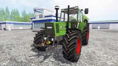 Fendt Favorit 615 LSA