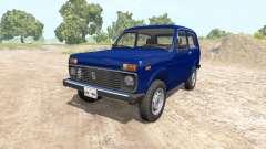 VAZ-2121 Niva for BeamNG Drive