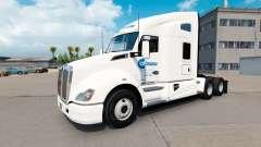 Celadon Trucking skin for Kenworth tractor for American Truck Simulator