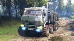 KamAZ-6560 [Muromets] v3.0 for Spin Tires