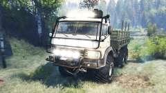 KamAZ-4310 v6.0 for Spin Tires