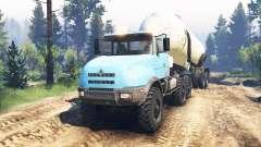 Ural-44202 v2.0 for Spin Tires