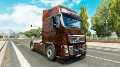 Ferrugem skin for Volvo truck for Euro Truck Simulator 2