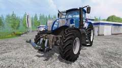 New Holland T8.320 Golden Jubilee