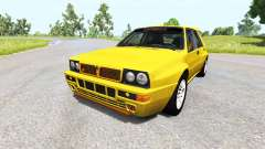 Lancia Delta (831) HF Integrale Evo II for BeamNG Drive