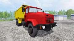 KrAZ-6130 C4