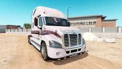 Freightliner Cascadia for American Truck Simulator