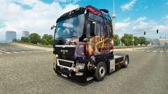 Star Wars skin for MAN truck for Euro Truck Simulator 2
