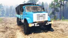 ZIL-433440 [Euro] for Spin Tires