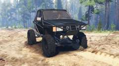 Toyota Hilux Truggy 1984 for Spin Tires