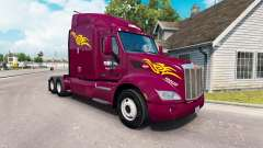 Skin Prime Inc. the tractor Peterbilt for American Truck Simulator