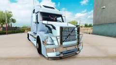 Volvo VNL 670 v1.4 for American Truck Simulator