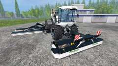 Krone Big M 500 [black] v1.5 for Farming Simulator 2015