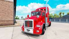 Kenworth T800 v1.2 for American Truck Simulator